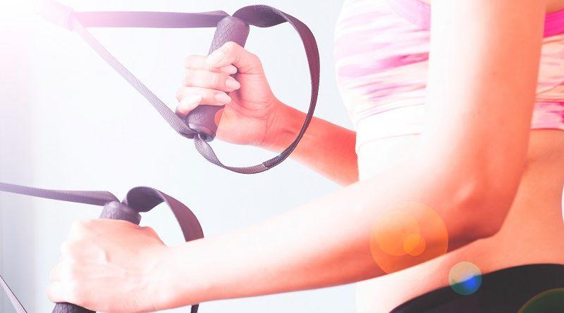 Tonificare ogni parte del corpo con il TRX